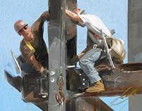 Men at work #3