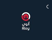 Aloy - Brand identity