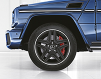 Mercedes-Benz G-Class | Manufacture - Beauty Motive