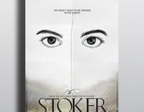 Stoker: Movie Poster Design