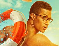 A5er Deek X masr - Movie Poster