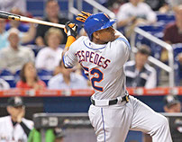 Mets Bring Back Yoenis Cespedes on Record Contract