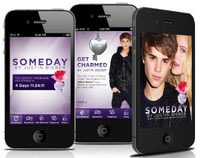 Someday by Justin Bieber (Agency: KBS&P)
