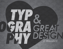 TYPOGRAPHY & GREAT DESIGN COVERS
