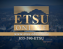 ETSU Online Commercial Spots