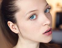 Angelika @ Mademoiselle Agency