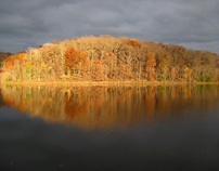 Lincoln Lake Fall