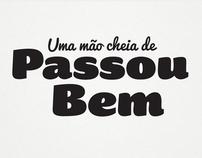 PASSOU BEM - FRUTOS SECOS