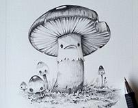 Mushroom Horrors