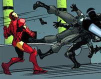 "Marvel / Diesel ""Only the Brave"""