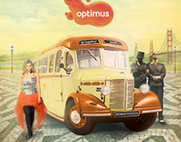 Optimus - A Banda Mais Improvável da Europa