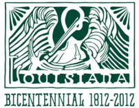 Louisiana Bicentennial Design