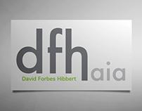 David Forbes Hibbert, AIA