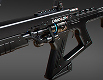 Omolon THESAN FR4 Legendary Fusion Rifle