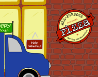 Flash website :: All Purpose Pizza