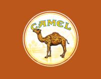 Camel // Brand Site