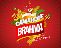 Brahma Carnaval Logo and Identity Creation 2015