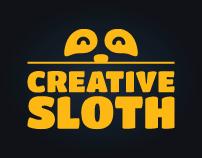 Creative Sloth Branding & Web