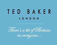 Ted Baker - D&AD New Blood