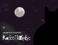 Book Design / Kocica i Księżyc