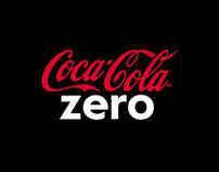 Coke Zero // Mobile Fan Campaign