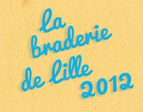 La braderie de Lille 2012