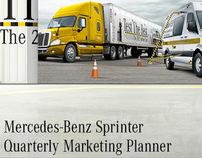 Sprinter Dealer Marketing Planners