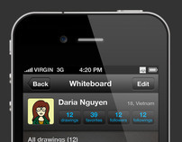 Whiteboard (iPhone app)