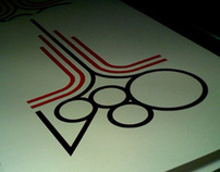 Olympic Posters for Nike Sportswear 2008