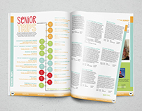 Rolling Meadows Park District Catalog spreads