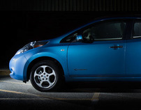 Nissan Leaf Advertisments
