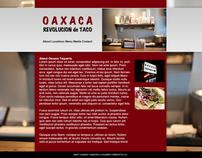 Oaxaca Web Design