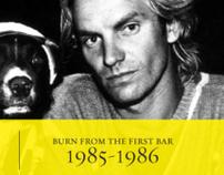 Sting 25 Years, App
