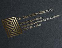 Identidade Visual Dr. Dax Odontologia Estética