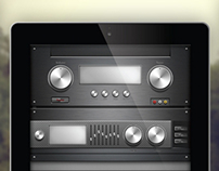 Amp & Receiver Interface