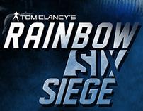 Rainbow Six Siege redesign
