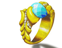 Ring Rendering