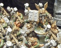 Furgil's Dwarven Army