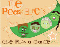 THE PEASKEEPERS