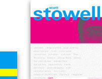 Scott Stowell CSCA Lobby Graphics