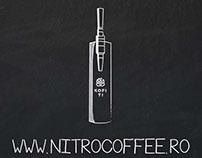 Animation about Nitro Coffee