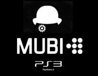 MUBI on SONY Playstation