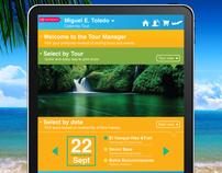 Rico Sun Tours Mobile App