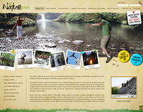 Nature trails - Web portal (www.naturetrails.in)