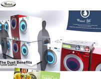 WHIRLPOOL DUET: Differentiated Shopping Experience