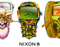 NIXON inspired by insects