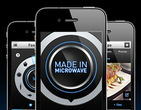 Made in Microwave - Whirlpool App
