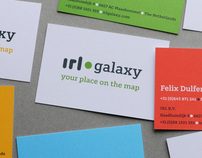 IRL Galaxy Branding and Web Design