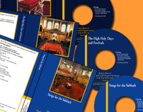 CD and Booklet Set for Shearith Israel