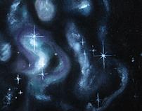 intergalactic nebula